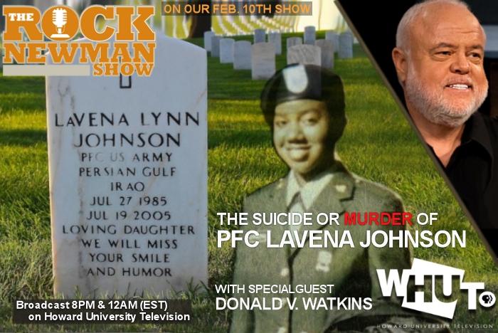 Website banner LaVena Johnson