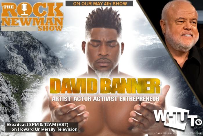 Website banner David Banner 400